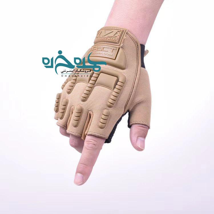 دستکش نیم انگشتی کمپینگ |