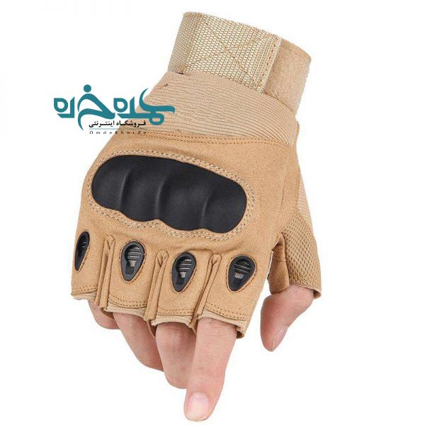 دستکش نیم انگشتی تاکتیکال اوکلی |