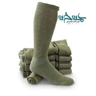 جوراب نظامی آمریکایی |